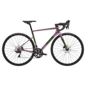 CANNONDALE SuperSix EVO Carbon Disc Women's 105 2021 - Lavender