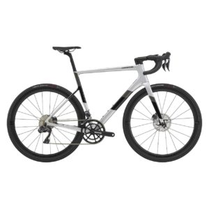 CANNONDALE Supersix EVO Carbon disk Ultegra DI2 2021 - White