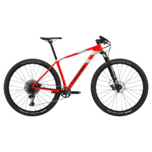 CANNONDALE F-Si Carbon 3 2021 - Acid Red