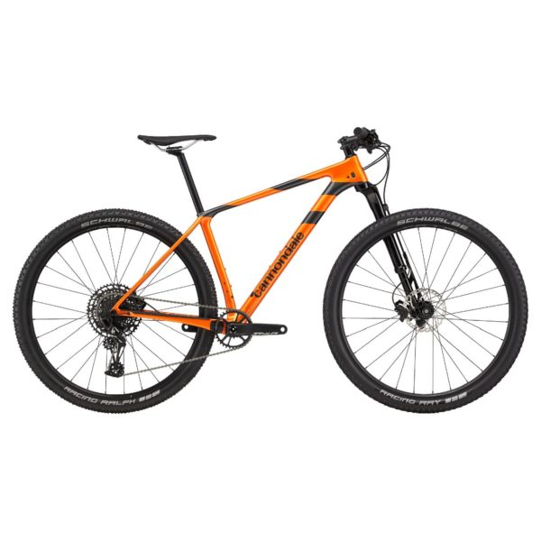 CANNONDALE F-Si Carbon 4 2021 - Crush
