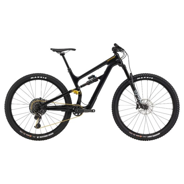 CANNONDALE Habit Carbon 2 2021 - Black Pearl