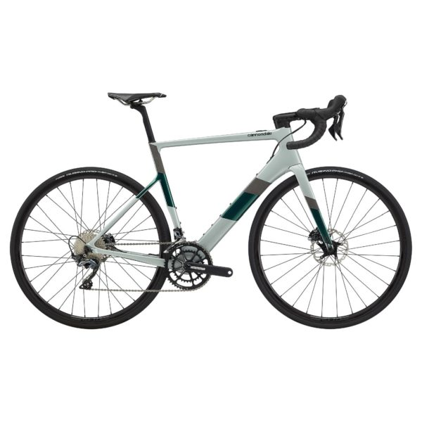CANNONDALE SuperSix EVO Neo 2 2021 - Sage Grey
