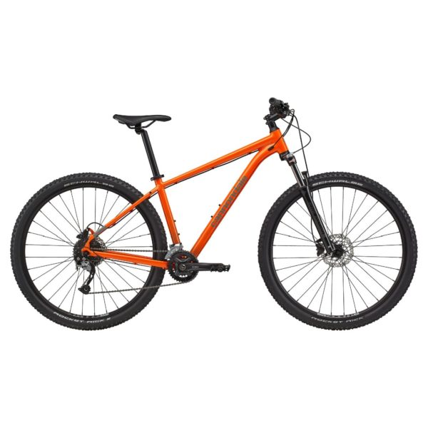 CANNONDALE TRAIL 6 2021 - Impact Orange