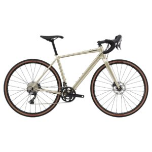 CANNONDALE Topstone 0 2021 - Champagne
