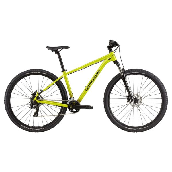 CANNONDALE Trail 8 2021 - Highlighter
