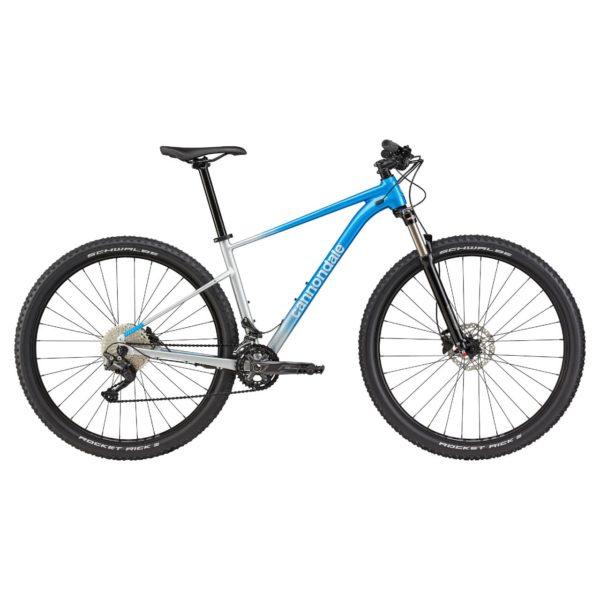 CANNONDALE Trail SL 4 2021 - Electric Blue