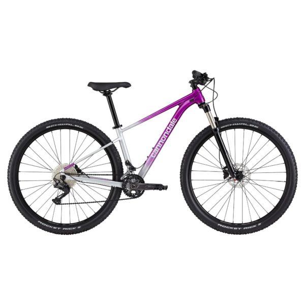 CANNONDALE Trail Women's SL 4 2021 - Purple