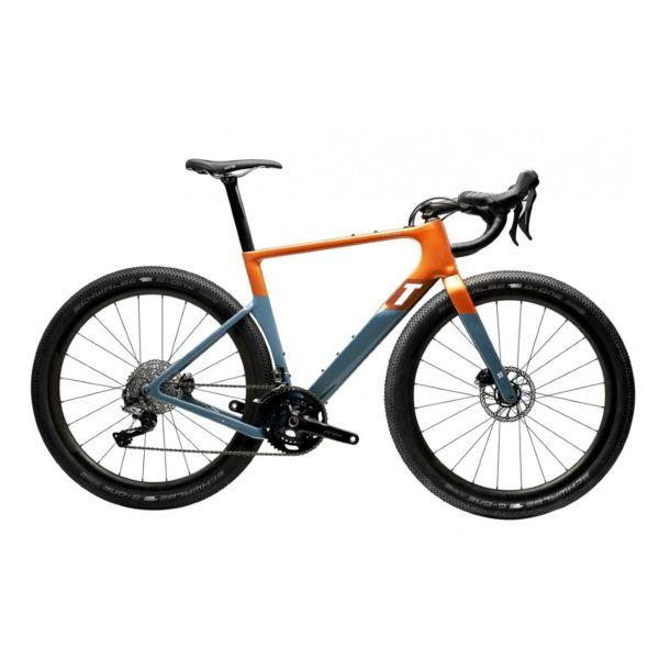 3T Exploro MAX EAGLE AXS 1X - Grey Orange