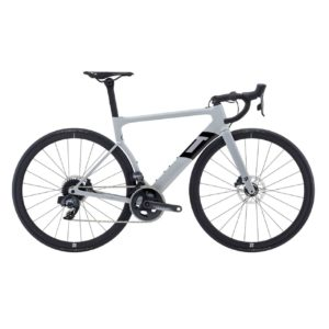 3T Strada Due TEAM FORCE AXS eTap - Grey Black