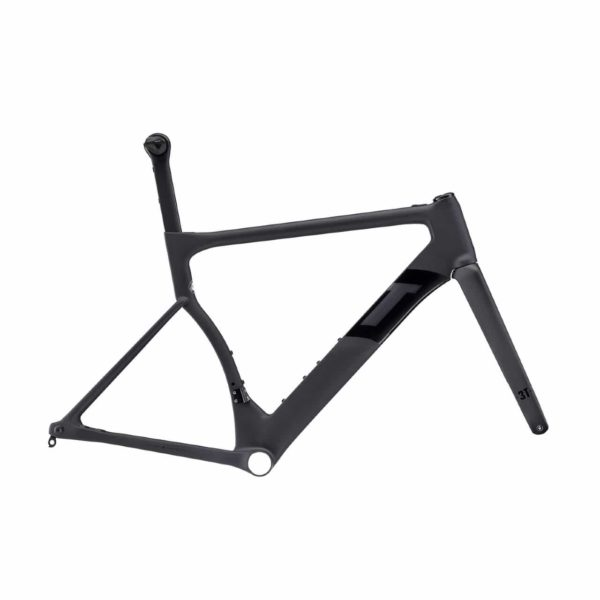 3T Strada Due TEAM Frame - Stealth Black