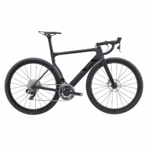 3T Strada Due TEAM STEALTH Red AXS eTap - Stealth Black