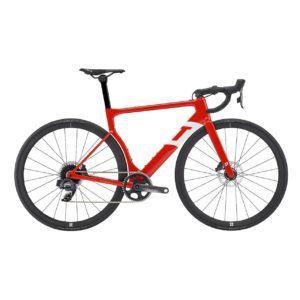 3T Strada TEAM FORCE AXS eTap - Red White