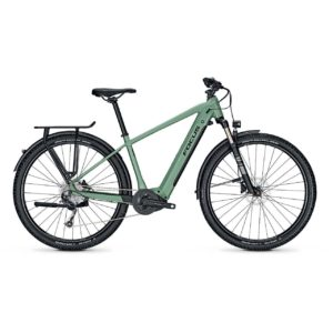 FOCUS E-City AVENTURA2 6.7 DI - Mineral Green