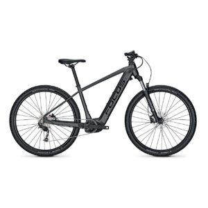 FOCUS E-Mountain Jarifa2 6.6 Nine DI - Diamond Black