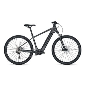 FOCUS E-Mountain Jarifa2 6.6 Seven DI - Diamond Black