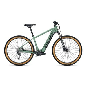 FOCUS E-Mountain Jarifa2 6.7 Nine DI - Mineral Green