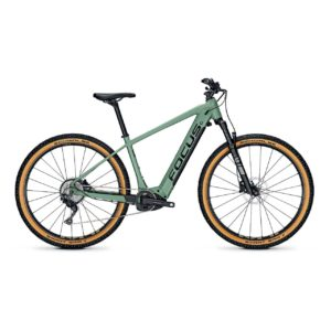 FOCUS E-Mountain Jarifa2 6.8 Seven DI - Mineral Green