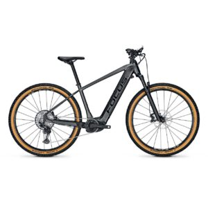 FOCUS E-Mountain Jarifa2 6.9 Seven DI - Diamond Black