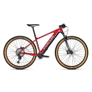 FOCUS E-Mountain Raven2 9.8 12 V Barolo - Red