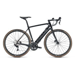 FOCUS E-Road PARALANE2 9.5 DI - Black Anthracite