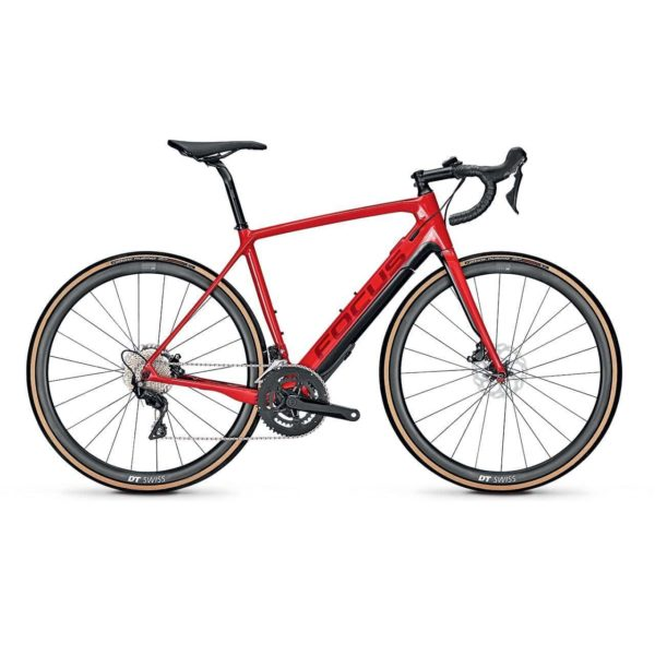 FOCUS E-Road PARALANE2 9.5 DI - Red