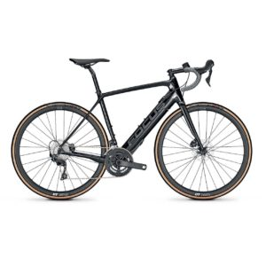 FOCUS E-Road PARALANE2 9.7 DI - Black Anthracite