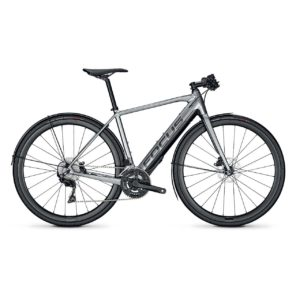 FOCUS E-Road Paralane2 6.6 Commuter DI - Smoke Silver