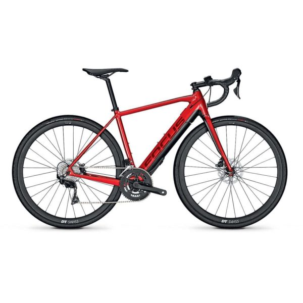 FOCUS E-Road Paralane2 6.7 DI - Red
