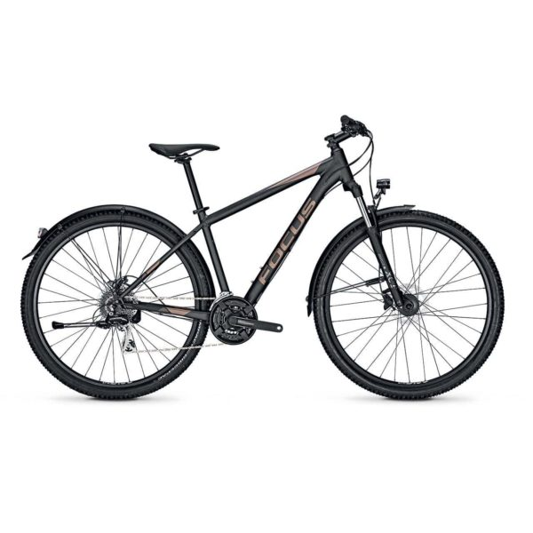 FOCUS Mountain WHISTLER 3.5 EQP - Diamond Black