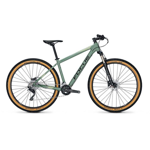 FOCUS Mountain WHISTLER 3.8 - Mineral Green