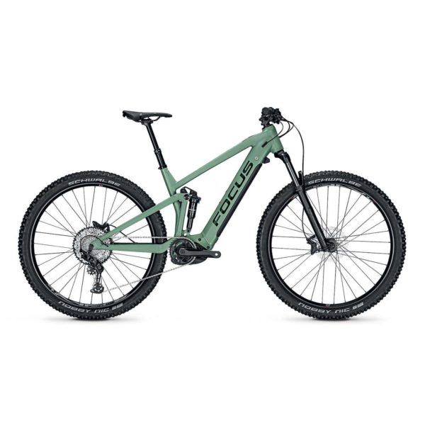 FOCUS e-Mountain Thron2 6.8 Nine DI - Mineral Green