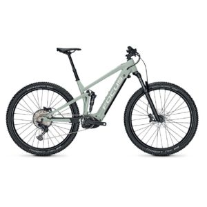FOCUS e-Mountain Thron2 6.8 Nine DI - Sky Grey