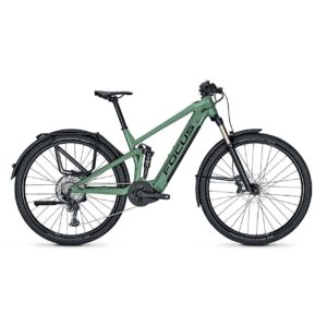 FOCUS e-Mountain Thron2 6.8 Nine EQP DI - Mineral Green