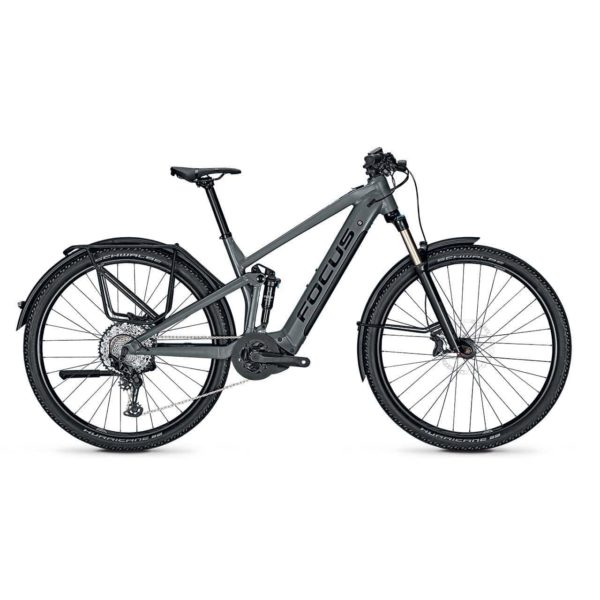 FOCUS e-Mountain Thron2 6.8 Nine EQP DI - Slate Grey