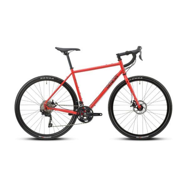 GENESIS Croix De Fer 20 2021 - Red