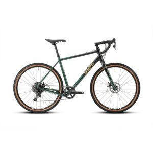 GENESIS Fugio 10 2021 - Green-Black