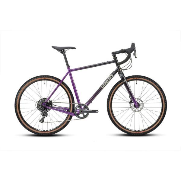 GENESIS Fugio 20 2021 - Purple-Black