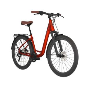 CANNONDALE Adventure EQ 2021 - Candy Red