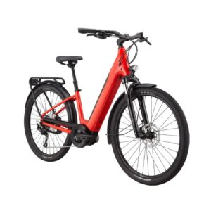 CANNONDALE Adventure Neo 3 EQ 2021 - Rally Red