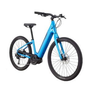 CANNONDALE Adventure Neo 4 2021 - Electric Blue