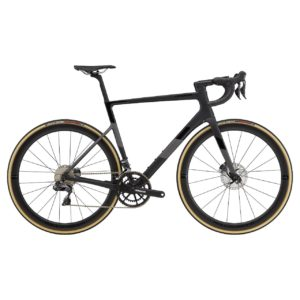CANNONDALE SuperSix EVO Hi-Mod Disc Ultegra Di2 - Matte Black
