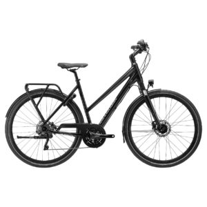 CANNONDALE Tesoro Mixte 1 2021 - Black Pearl