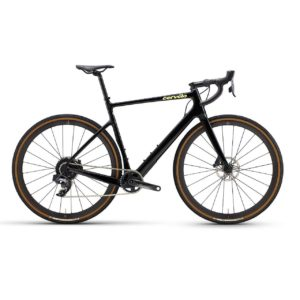 Cervelo Aspero Force eTap AXS - Black-Gold
