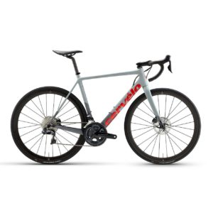 Cervelo Disc Ultegra Di2 - Grey-Red