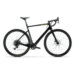 Cervelo Gravel Aspero Apex 1 - Black-Gold