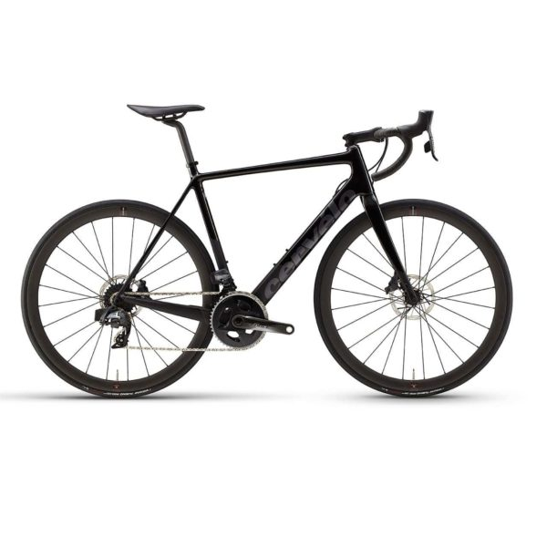 Cervelo R Disc Force eTap AXS - Black-Grey