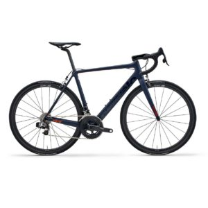 Cervelo R5 RED ETAP - Navy-Orange