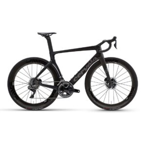 Cervelo S5 Disc Dura Ace Di2 - Carbon-Metallic