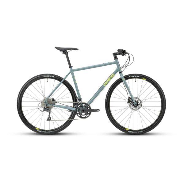 GENESIS Croix De Fer 10 Flat Bar 2021 - Blue