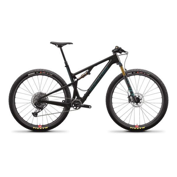 Santa Cruz Blur XC3 CC X01 RESERVE Trail - Carbon